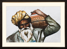 Load image into Gallery viewer, An Old Man With Turban