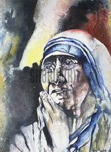 Load image into Gallery viewer, Portrait of St. Teresa