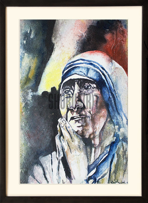 Portrait of St. Teresa
