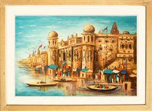 Load image into Gallery viewer, Ghats of Varanasi