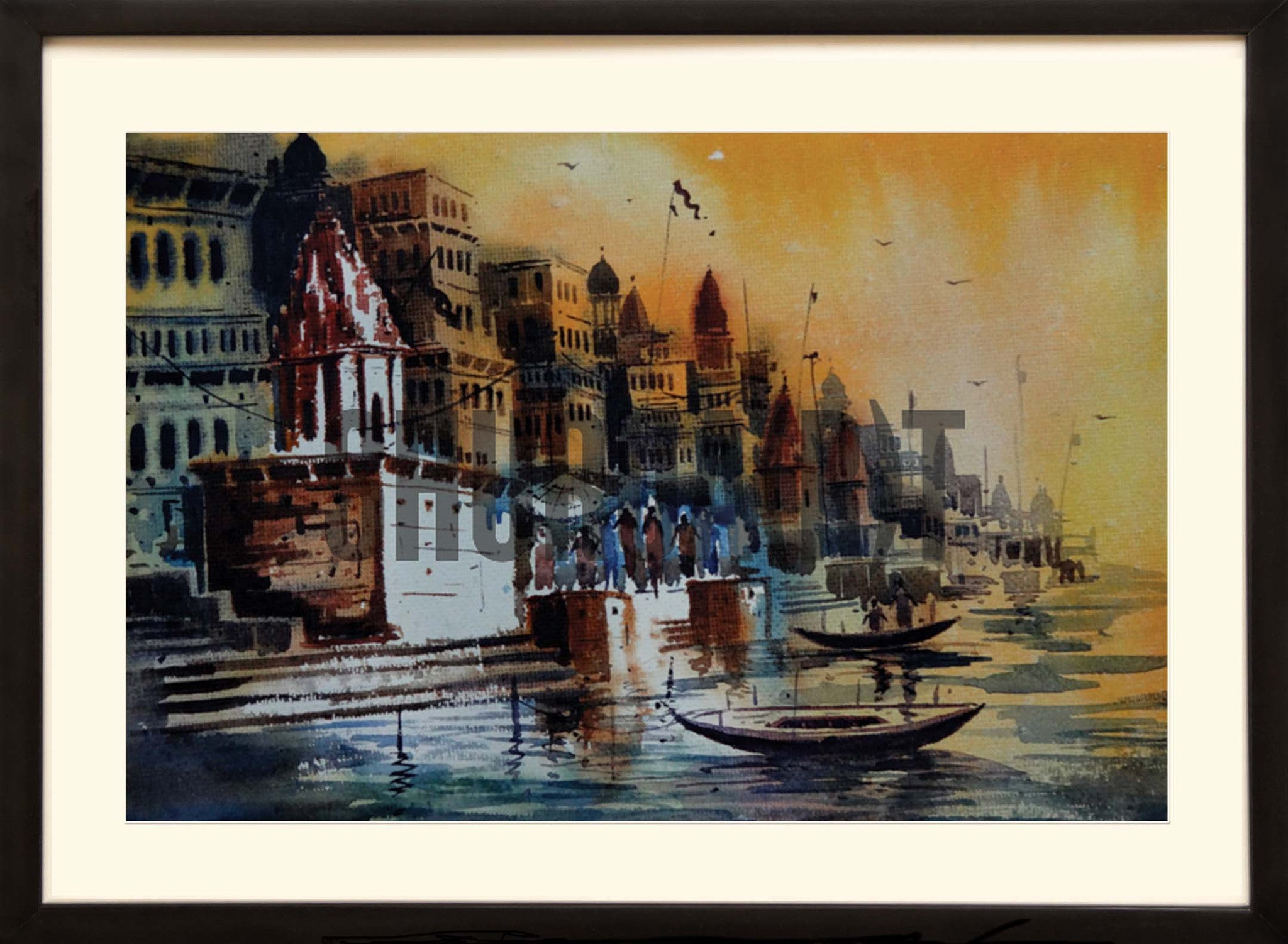 The Mystical Beginning- Subah-e-Banaras