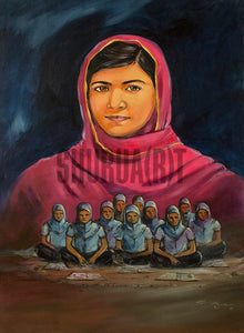 Malala Yousafzai: Education is the Change