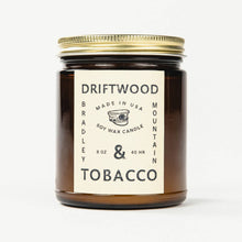 Load image into Gallery viewer, Driftwood & Tobacco
