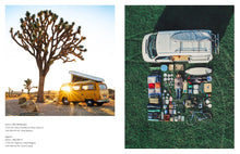 Load image into Gallery viewer, Van Life - Gold Leaf