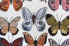 Load image into Gallery viewer, Butterflies Woven Throw Blanket