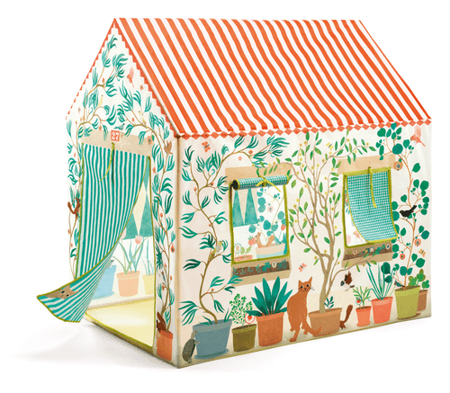 Play Tent Play House - Gold Leaf