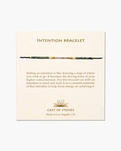 Load image into Gallery viewer, Intention Bracelets - Gold Leaf