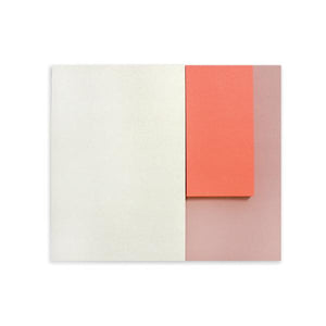 Rose Section Notepad - Gold Leaf