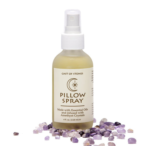 Pillow Spray made with Essential Oils - Gold Leaf