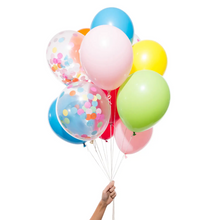Load image into Gallery viewer, Rainbow Party Balloons