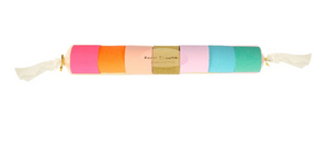Bright Crepe Paper Streamers