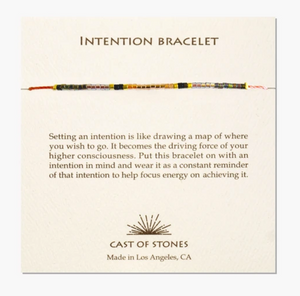 Intention Bracelets