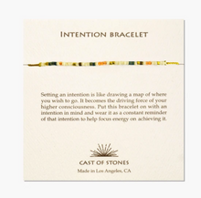 Load image into Gallery viewer, Intention Bracelets