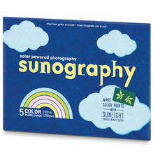 Load image into Gallery viewer, Sunography Color Cards - Gold Leaf