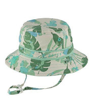 Load image into Gallery viewer, Green Sonny Bucket Hat - Gold Leaf