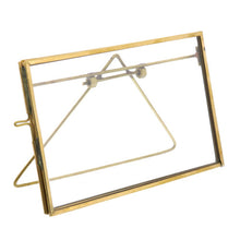 Load image into Gallery viewer, Monroe Easel Frame - Gold Leaf