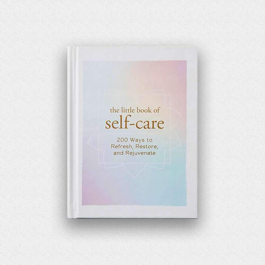 The Little Book of Self Care - Gold Leaf