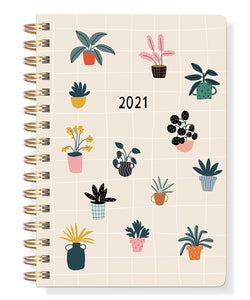 House Plant 2021 Planner
