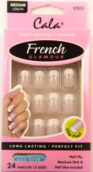 Cala French Glamour Nails 87833
