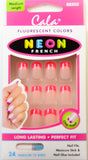 Cala Neon French Pink Nails 88252