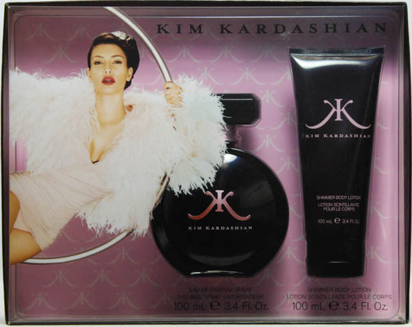 2 Pc Gift Set by Kim Kardashian