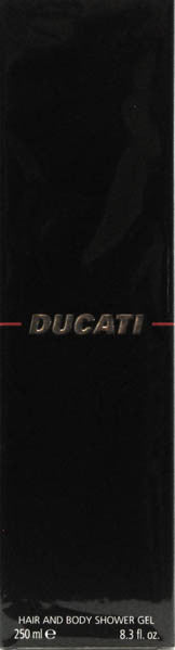 Ducati Hair And Body Shower Gel