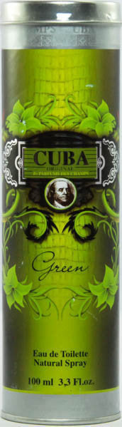 Cuba Green For Men