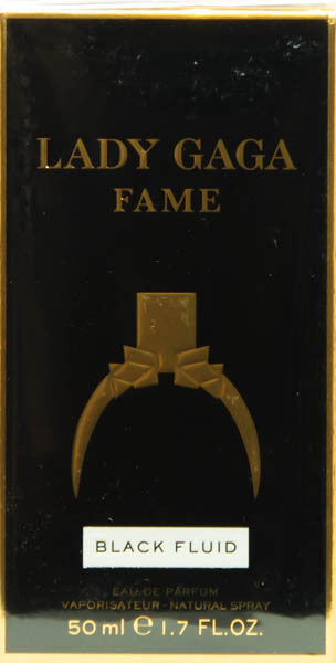 Black Fluid by Lady Gaga Fame