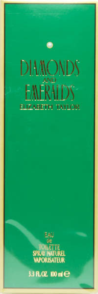 Diamonds and Emeralds by Elizabeth Taylor