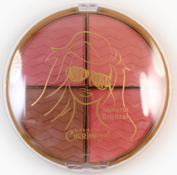 Cherimoya Max Makeup Sun Kissed Mineral Bronzer