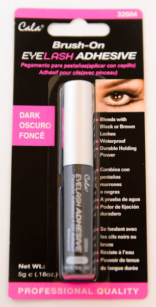 Cala Brush-On Eyelash Adhesive Dark
