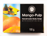 Mango-Pulp Handmade Body Soap