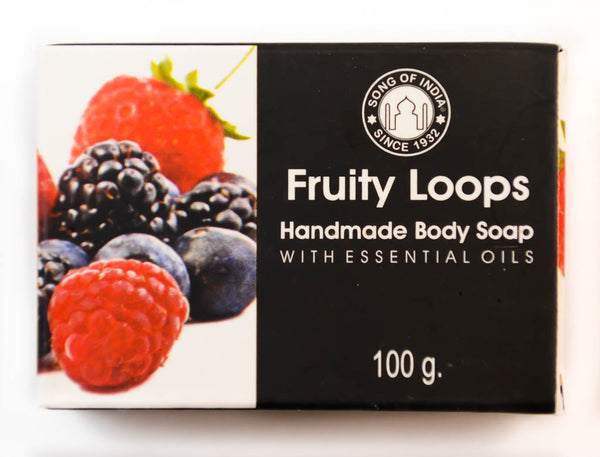 Fruity Loops Handmade Body Soap