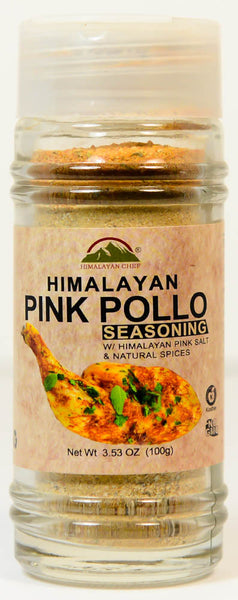 Pink Pollo Seasoning by Himalayan Chef