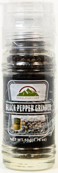 Black Pepper Grinder by Himalayan Chef