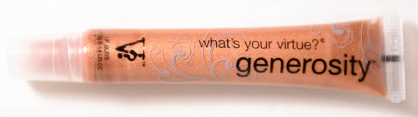 What's your Virtue? Generosity Lip Bliss