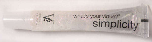 What's your Virtue? Simplicity Lip Bliss