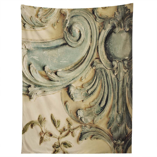 Wall Tapestry: Blue Lace Versailles