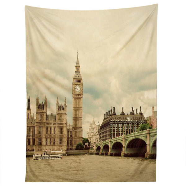 Wall Tapestry: Big Ben London