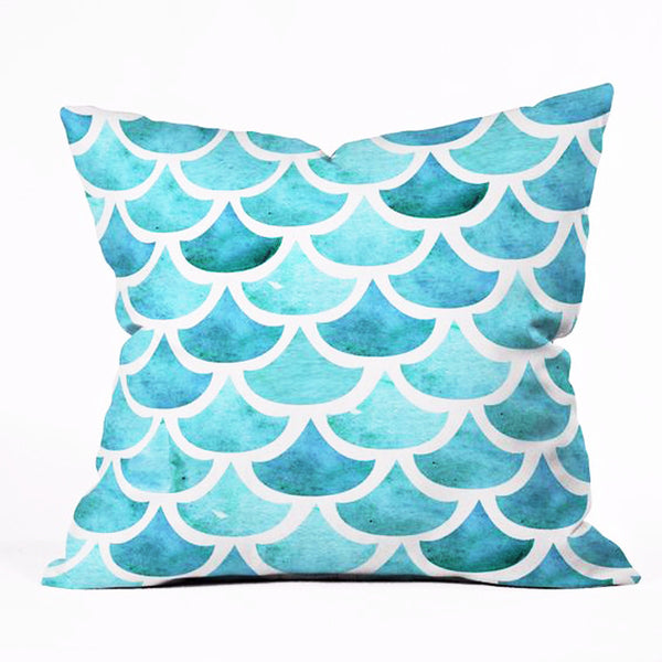 Throw Pillow: La Mer