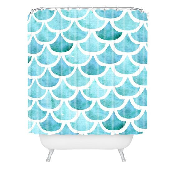 Shower Curtain: La Mer