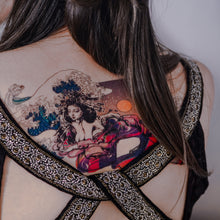 Load image into Gallery viewer, Geisha Tattoo - LAZY DUO TATTOO
