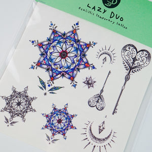 香港原創手繪刺青紋身貼紙 LAZY DUO HK Premium Temporary Tattoo Stickers Professional Printing Shop Hong Kong Customise Tattoo Custom Order Small Amount 自訂客製少量印刷大量批發特快專業優質彩色金屬色廣告宣傳禮品 Gift Promotion Advertising Event 安全防水防敏無痛紋身師紋身店 High Quality Tattoo Service Safe Non-Toxic Ink Long Lasting Waterproof Look Real Realistic Artistic Tat