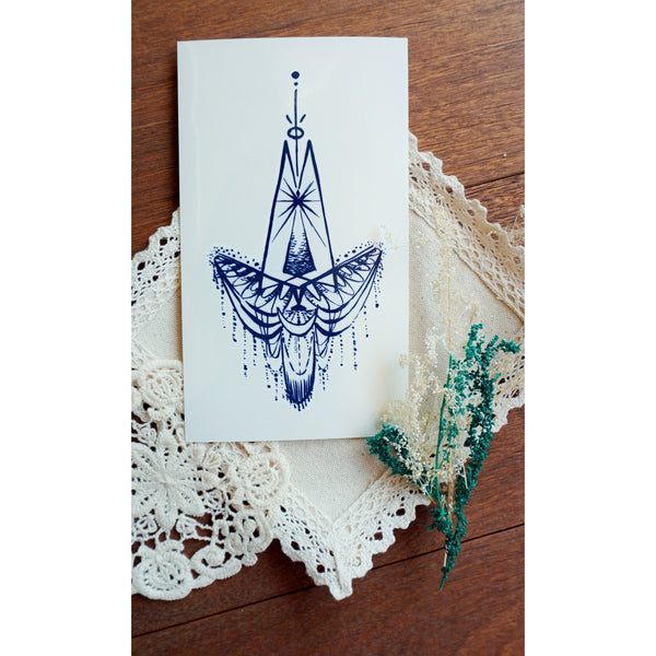 Tribal Tattoo Boho Tattoo Bohemian Tattoo Alchemist Spiritual Tattoo Delicate Tattoo LAZY DUO Tattoo Sticker 香港紋身貼紙 刺青圖案 紋身師 印刷訂做客製 Custom Temporary Tattoo artist HK tattoo shop Hong Kong 迷你刺青 韓式刺青紋身 small tattoo design Minimal Tattoo little tattoo idea sketchy tattoo floral tattoo ankle wrist tattoo back tattoo Taiwan