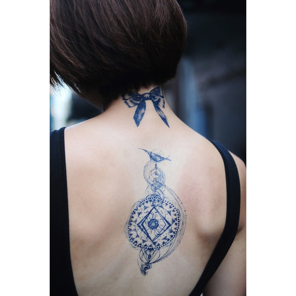 Spiritual Tattoo Romantic Bohemian Tattoo Boho Minimal Tattoo LAZY DUO Tattoo Sticker 香港紋身貼紙 刺青圖案 紋身師 印刷訂做客製 Custom Temporary Tattoo artist HK tattoo shop Hong Kong 迷你刺青 韓式刺青紋身 small tattoo design Minimal Tattoo little tattoo idea sketchy tattoo floral tattoo ankle wrist tattoo back tattoo Taiwan