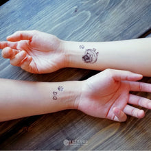 Load image into Gallery viewer, J12・Animal Universe Tattoos Set - LAZY DUO TATTOO