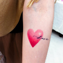 Load image into Gallery viewer, Lettering・Love Tattoo - LAZY DUO TATTOO