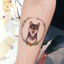 Load image into Gallery viewer, J17・Animal Lover Tattoos Set - LAZY DUO TATTOO