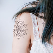 Load image into Gallery viewer, Mandala Ornamental Tattoo - LAZY DUO TATTOO