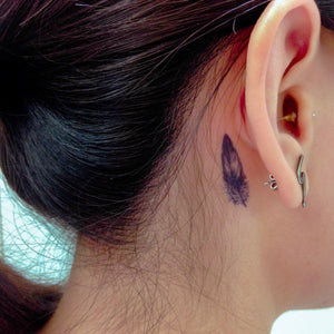Blue Tattoo Set H - LAZY DUO TATTOO